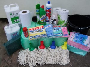 Cleaning Supplies Birmingham